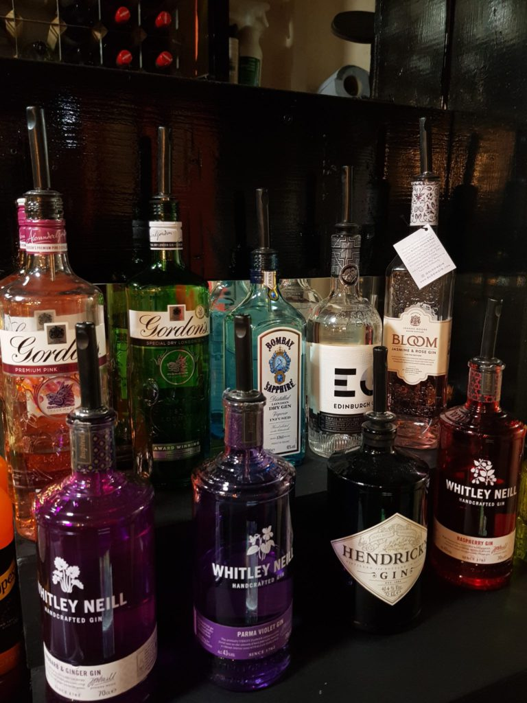 Our selection of Gins